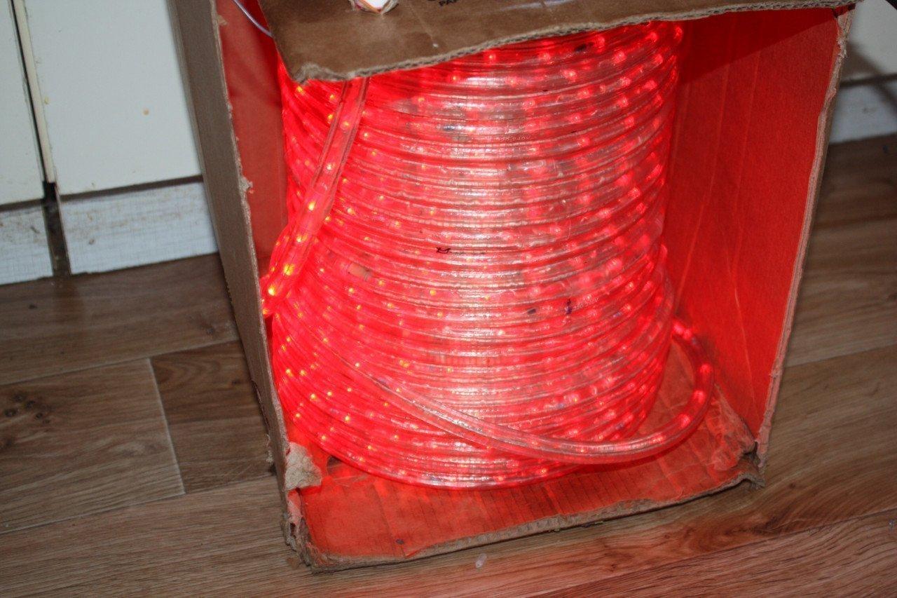 Ремонт светодиодного дюралайта в домашних условиях