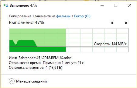 SSD Eekoo 120gb  - стоит ли экономить?